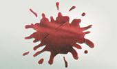 Как вывести пятно от крови